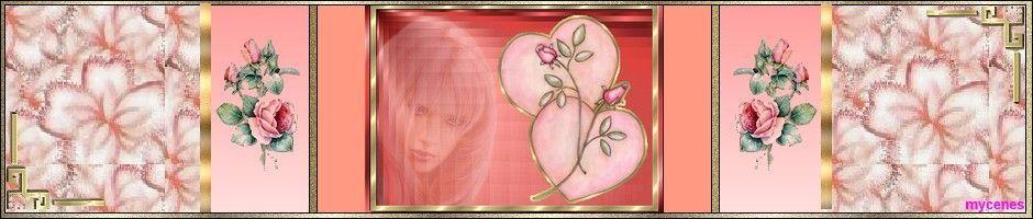 bannière femme coeur